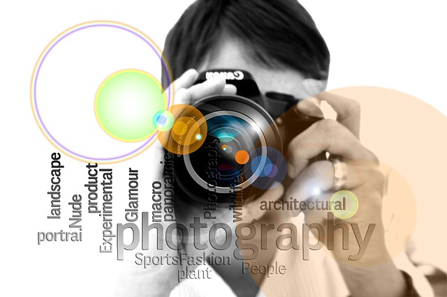 Types of Photos sold by stock libraries
